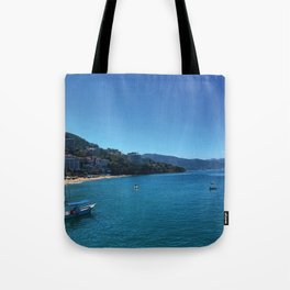 Puerto Vallarta Beach 1 Tote Bag