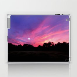 Angels in the Outfield Sunset Laptop & iPad Skin