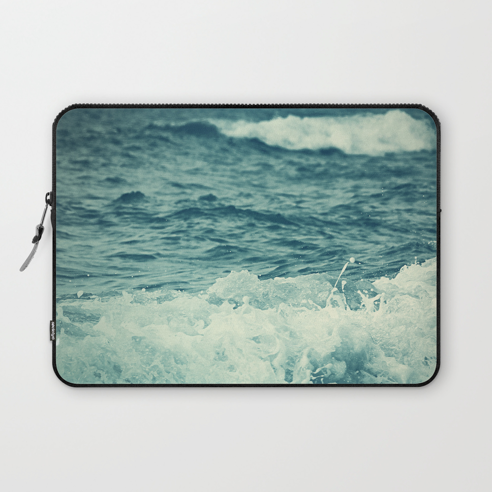 The Sea Iv. Laptop Sleeve LSV993588