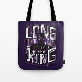 Long live the king v2 Tote Bag