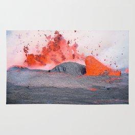 volcano #society6 #decor #buyart Rug