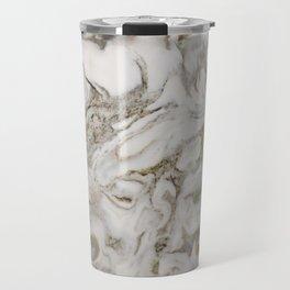 Crema marble Travel Mug