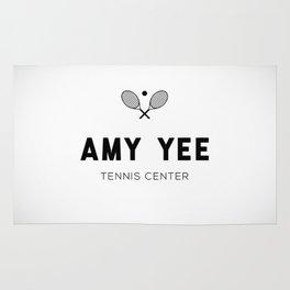 Amy Yee Tennis Center Rug