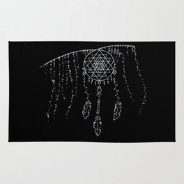Shri Yantra / Dream Catcher Rug