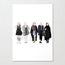 SKAM Canvas Print