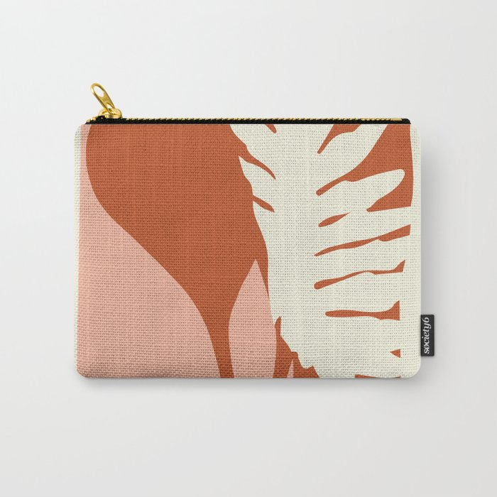 Botanical Love Carry-All Pouch