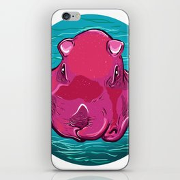 Octocute iPhone Skin