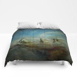 Equus Ferus Comforters