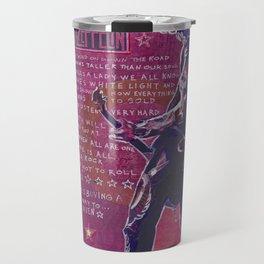 Jimmy Page Travel Mug