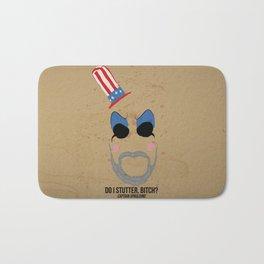 Captain Spaulding Bath Mat