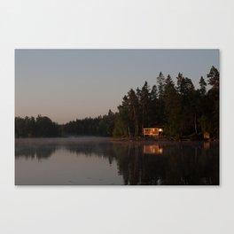 Swedish Views #2 Canvas Print
