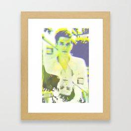 Young John Framed Art Print