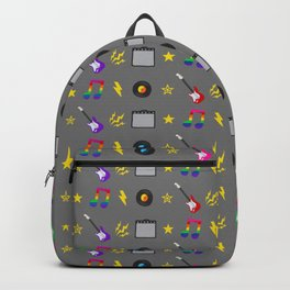 Punk Rock Rainbows Backpack
