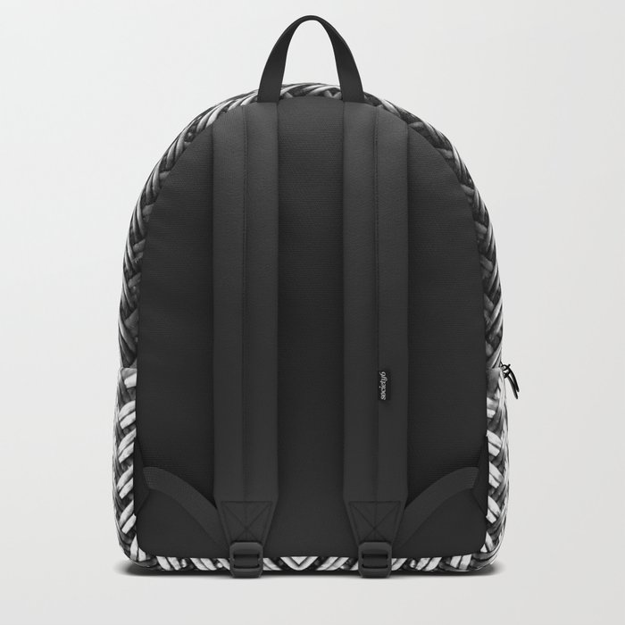 Metal Cord Backpack