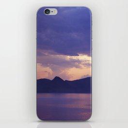 Lake 3 iPhone Skin