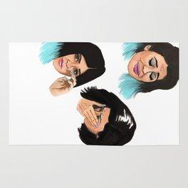 Krying Kylie Jenner Rug