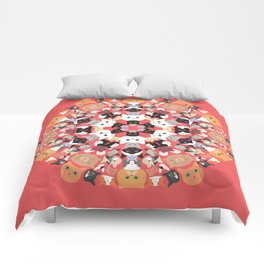 Catleidoscope Comforters