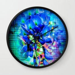 Flower - Imagination Wall Clock