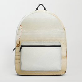 Sand yachting trio Backpack