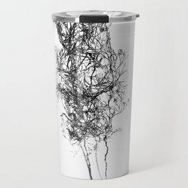 WABI SABI Dead Leaves. Travel Mug