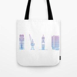 Bristol Architecture Tote Bag