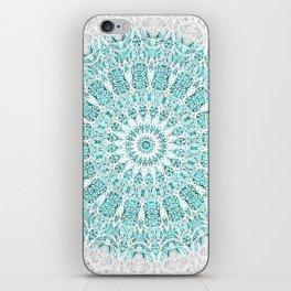 A Glittering Mandala iPhone Skin