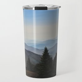 Grassy Ridge Bald, NC Travel Mug