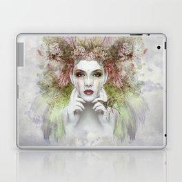 Springtime Goddess Laptop & iPad Skin