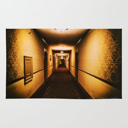 A hallway to remember Rug