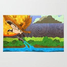 Osprey River Hunt Rug