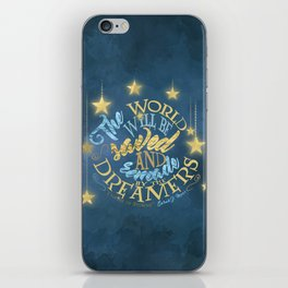 Empire of Storms - Dreamers iPhone Skin