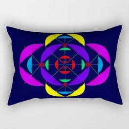 Brollys Rectangular Pillow