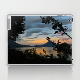 Lago Atitlan at Sunrise Laptop & iPad Skin