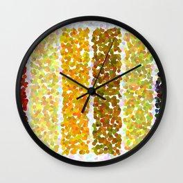 BARS D1 Wall Clock