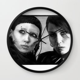 Salanders Wall Clock