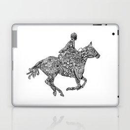 Horse Rider Laptop & iPad Skin