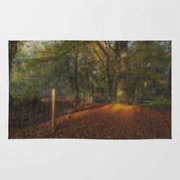 Through Ten Acre Wood Rug