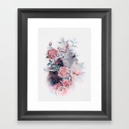 Wolf 2s Framed Art Print