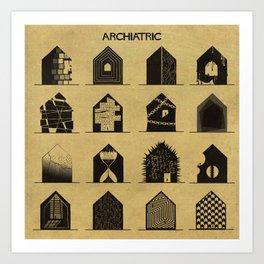 Archiatric Art Print