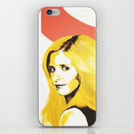 Buffy iPhone Skin