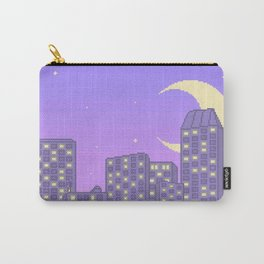Late Nights and City Lights Carry-All Pouch