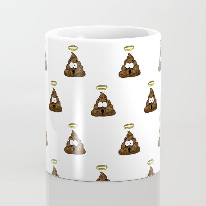 Holy Crap! - Bathroom Humor - Poop - 57 Montgomery Ave Coffee Mug