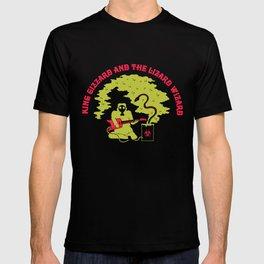 King Gizzard Flying Microtonal Banana T-shirt