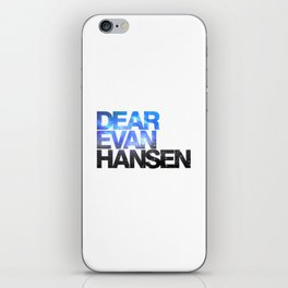 Dear Evan Hansen | Galaxy iPhone Skin