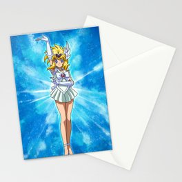 Sailor Cygnus Stationery Cards