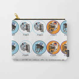 Lax Eighties Carry-All Pouch