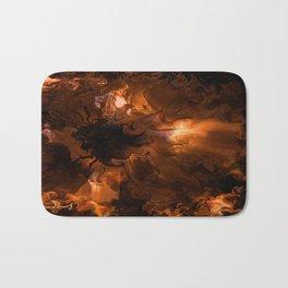 Ravaged Visions Bath Mat