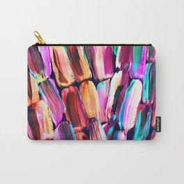 Neon Sugarcane Dark Carry-All Pouch