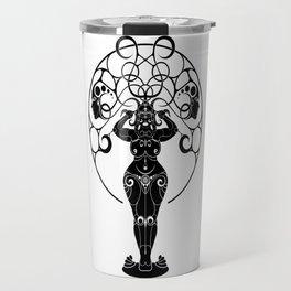 Indian Priestess Travel Mug