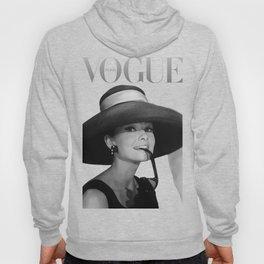 Audrey Hepburn Art Hoody